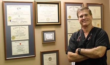 Chiropractor Peoria IL Jerry Carter Provides Results
